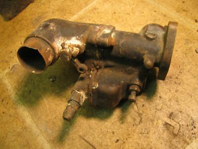 International Harvester Farmall F12 F14 Tractor Brass Carburetor 29953d