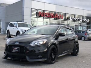 2013 Ford Focus ST After Market Exhaust , Upgraded Turbo!