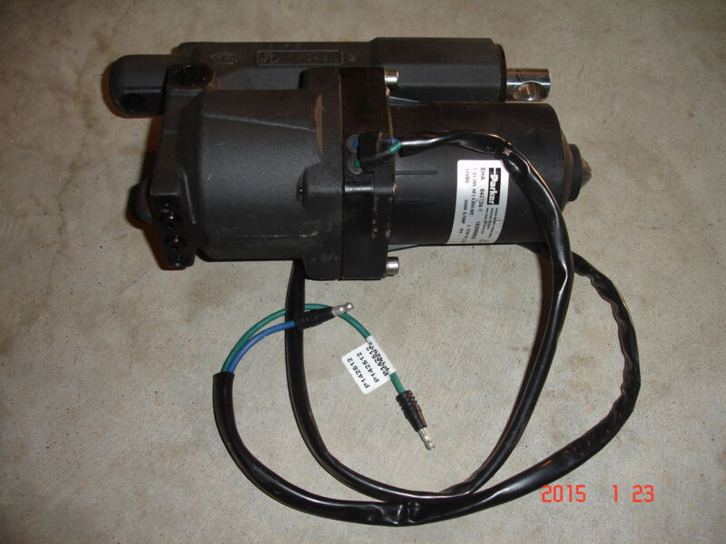 Parker EHA 648124-1  142590663B DC Powered Hydraulic Actuator 12 VDC  NEW