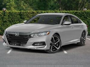 2019 Honda Accord Sedan Sedan Sport CVT