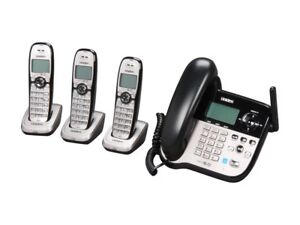 Uniden DECT2188 6.0 Cordless Phone With Answering Machine