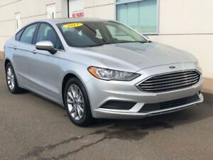 2017 Ford Fusion SE SE Priced Adjustment