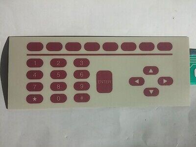 New Adhesive Numeric Keypad Keyboard Arduino Pic Avr Control Panel Alarm Etc...