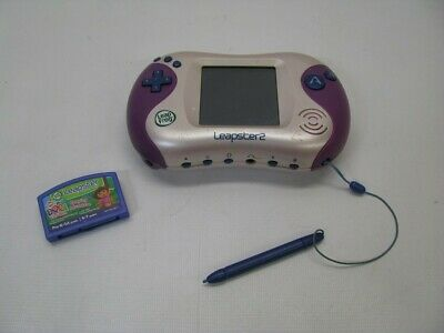 LeapFrog Leapster 2 Bundle w/One Game *See Notes* for sale  Shipping to India