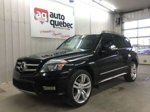 2012 Mercedes-Benz GLK-Class GLK 350 4 MATIC / Jamais accidenté