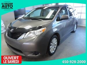 2013 Toyota Sienna LE AWD 7PASS. CAMERA MAG ET PLUS