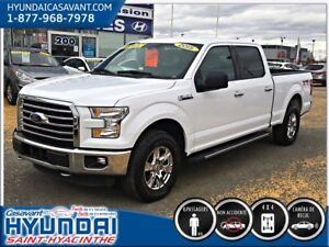 2016 Ford F-150 XTR AWD **6 passagers**