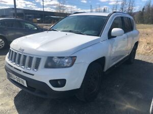 2014 Jeep Compass North 4X4 TOIT OUVRANT MAGS