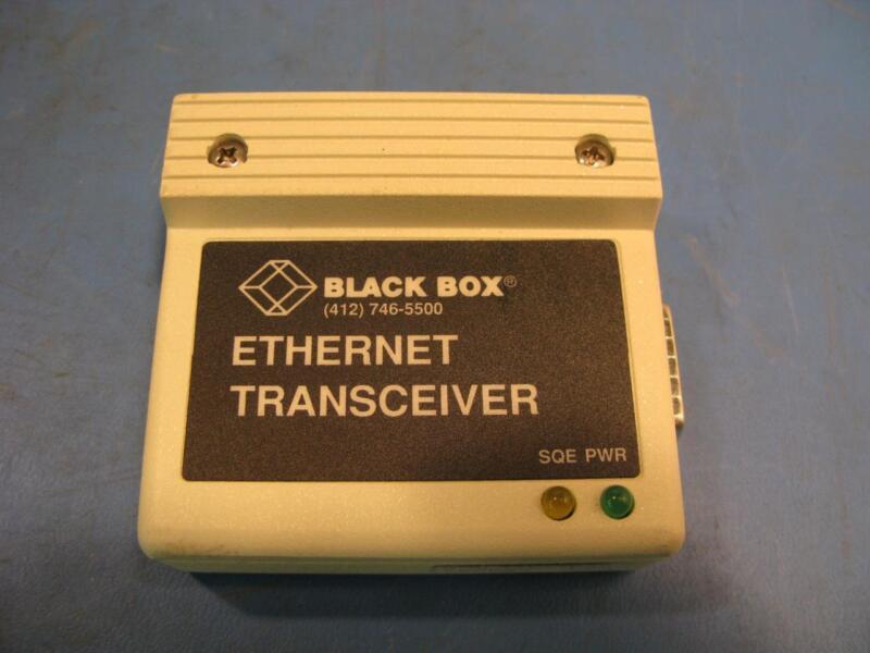 Black Box Ethernet Transceiver LE004A