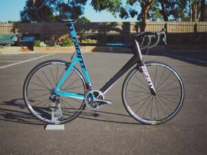 2016 Giant Propel Advanced SL 0 Dura Ace Di2 XL with NEW WHEELS
