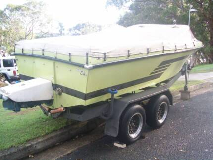 safe family runabout 16ft jet Cronulla Sutherland Area Preview