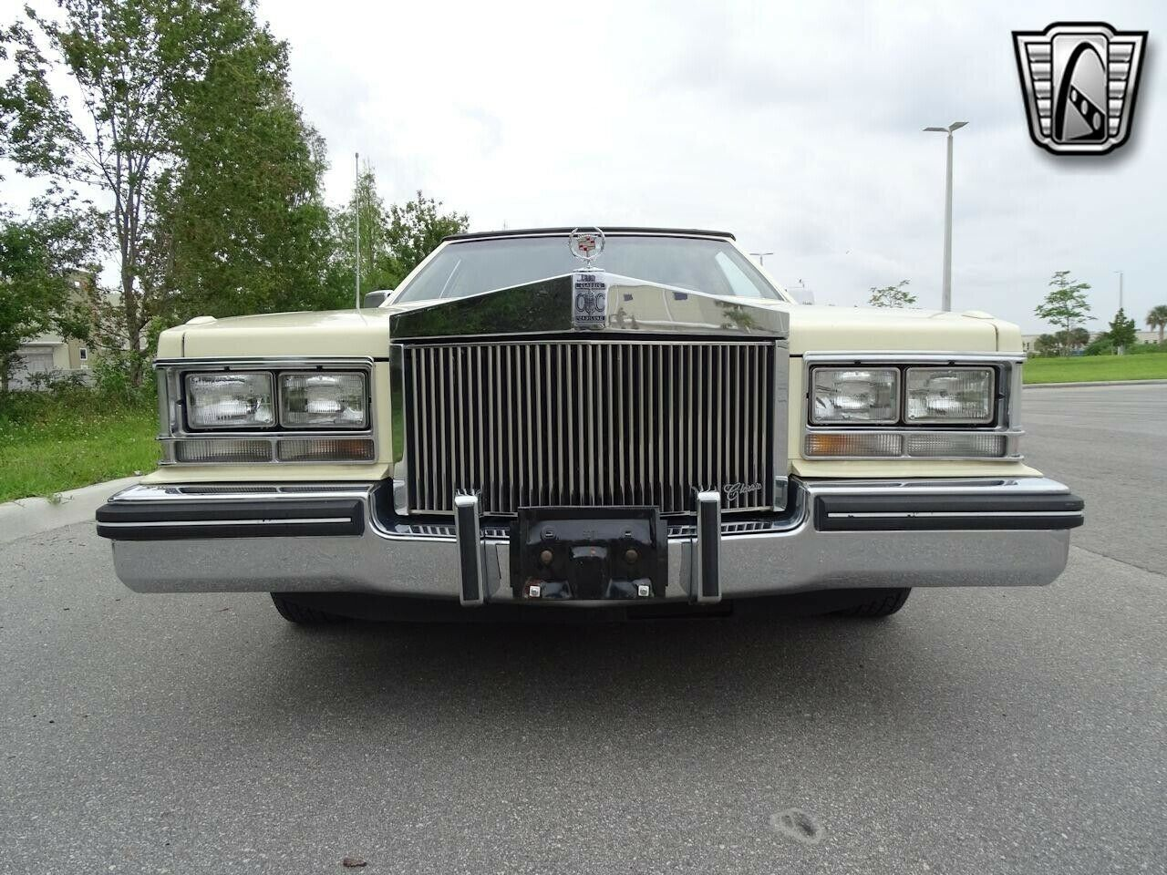 Yellow 1983 Cadillac Seville  4.1L V8 3 Speed Automatic Available Now!