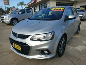 2017 Holden Barina TM MY18 LS Silver 6 Speed Automatic Hatchback Macksville Nambucca Area Preview