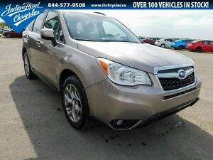2015 SUBARU FORESTER Limited AWD | Leather | Bluetooth