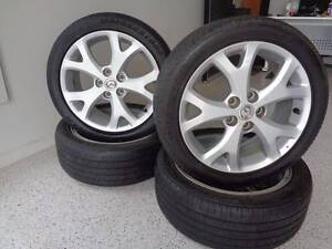 Mazda 3 RIMS Thornlands Redland Area Preview