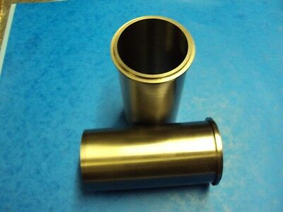 TRIUMPH PRE UNIT HEPOLITE CYLINDER LINERS 63MM TIGER100 TR5  1951 TO 1
