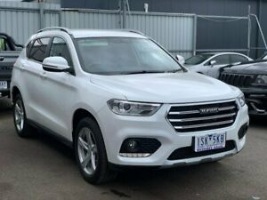 2020 Haval H2 White Sports Automatic Wagon Hoppers Crossing Wyndham Area Preview
