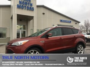 2014 Ford Escape Titanium AWD Leather S/Roof Nav Park Assist N