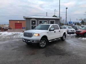 2008 Ford F-150 Lariat 4X4 CERTIFIED!!