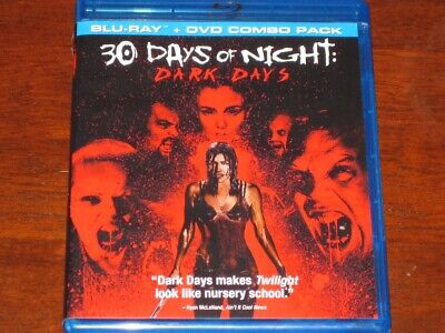 30 Days of Night: Dark Days - Vampire Horror Film on Blu-Ray + DVD
