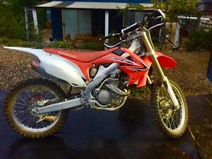 Honda CRF250R 2012 LOW HOURS Tumut Tumut Area Preview