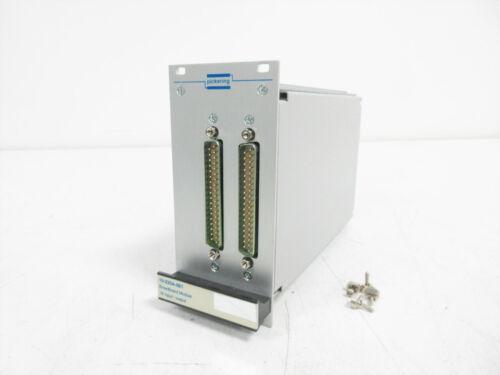PICKERING 10-220A-001 BREADBOARD MODULE 16 INPUT / OUTPUT