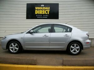 2007 Mazda 3 AIR, CRUISE, AUTO and MORE!
