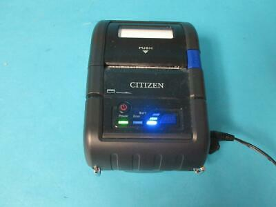 Citizen Portable Pos Thermal Bluetooth Mobile Printer Model Cmp-20bt Wcharger