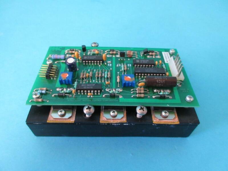 INTELLIGENT MOTION SYSTEM PCB IM-6000.ECC CONTROL BOARD USED REPLACMENT PART