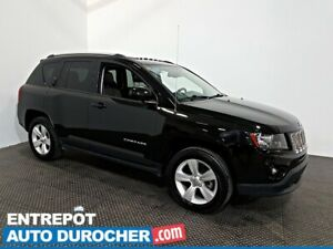 2016 Jeep Compass High Altitude AWD TOIT OUVRANT - A/C - CUIR