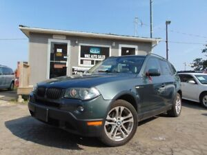 2008 BMW X3 3.0Si FULLY LOADED!! CERTIFIED!!