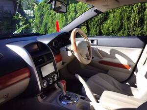 2006 Mitsubishi 380 LX Sedan Hornsby Heights Hornsby Area Preview