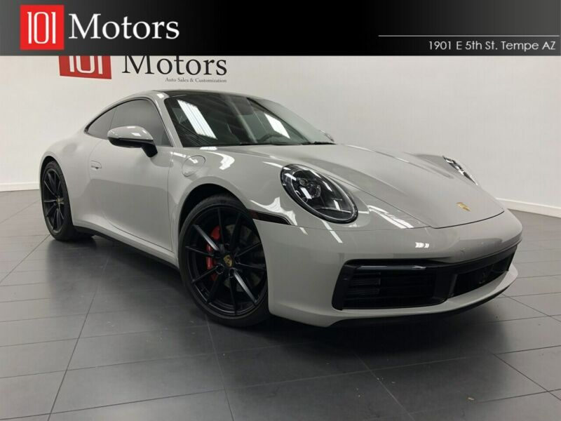 Image 1 Coche Americano usado Porsche 911 2020