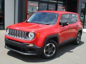 2016 Jeep Renegade BU MY16 Sport DDCT Red 6 Speed Sports Automatic Dual Clutch Hatchback Goulburn Goulburn City Preview