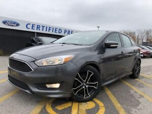 2015 Ford Focus SE HATCHBACK|HEATED SEATS|WINTER FLOOR MATS