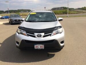 2014 Toyota RAV4 LE Only 57000 kms !
