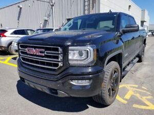 2017 GMC Sierra 1500 SLE ELEVATION- CREW CAB V8 - HITCH- DÉMARRE