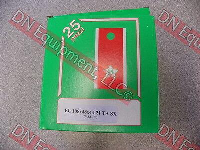 Bush Hog Hmg Series Disc Mower Blades 25 Pack Right Hand Dx 00787166