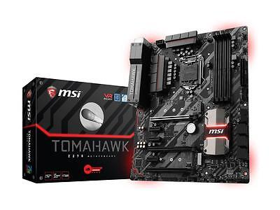 MSI Z270 TOMAHAWK Desktop Motherboard - Intel Chipset - Socket H4 LGA-1151