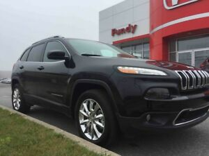 2016 Jeep Cherokee Limited Coming soon !!