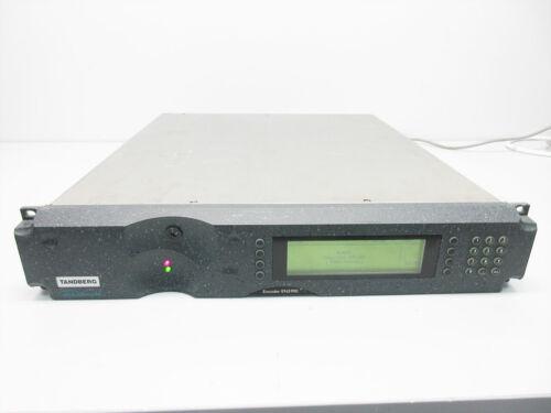 TANDBERG EN5990 HD ENCODER IP STREAMER ICE DPI PROGRAM INSERTION OPTIONS!