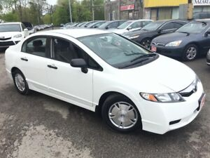 2011 Honda Civic DX-G/AUTO/LOADED/ALLOYS