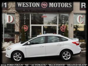 2013 Ford Focus *SE*AUTOMATIC*BLUETOOTH*HEATED SEATS*