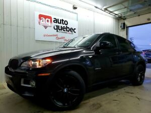 2013 BMW X6 Xdrive35i / Navy / Cam 360 / Look Incroyable /