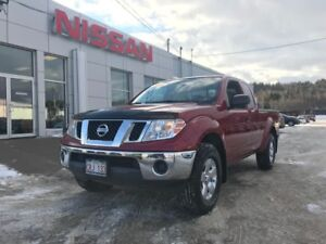 2012 Nissan Frontier SV 4X4 READY FOR WORK!