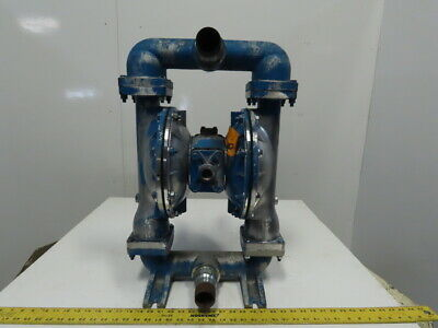 Sandpiper S20b1abbans100 Air Operated Double Diaphragm Pump 2 Inletdischarge