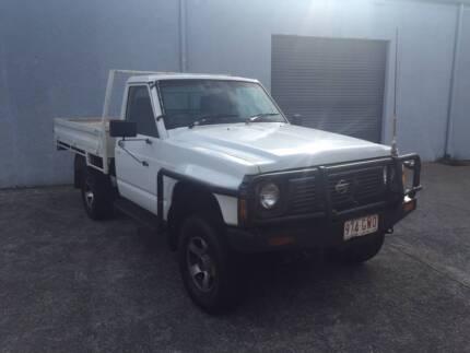 1998 Nissan Patrol 4.2L 4x4 Diesel Ute Underwood Logan Area Preview