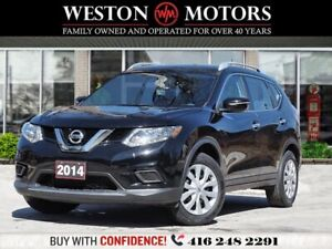 2014 Nissan Rogue S*PWR GRP*BLUETOOTH*REVERSE CAM!!*WOW ONLY 72K
