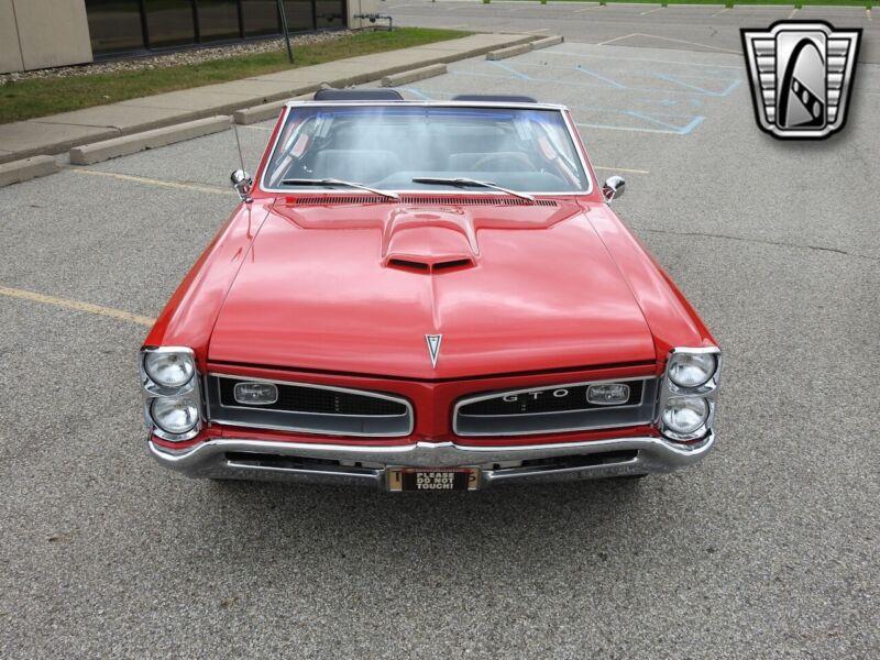 Image 3 Voiture Américaine de collection Pontiac GTO 1966