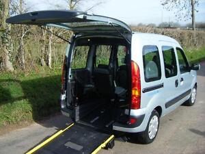 2009 Renault Kangoo 1.6 Expression 5dr Auto WHEELCHAIR ACCESSIBLE VEHICLE  5 ...